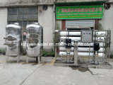 Machine de filtre d'eau d'usine d'osmose de l'eau Treatment/Reverse de RO de certification de la CE