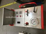 máquina de soldadura do encaixe de tubulação do HDPE de 90-315mm