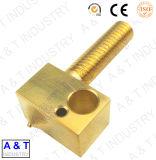 Peças sobressalentes para máquinas de usinagem de latão / aço inoxidável / cobre