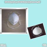 Устранимый лицевой щиток гермошлема формы чашки N95 Ffp2