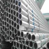 Q195-Q235 galvanizou pre a tubulação de aço/tubulação galvanizada