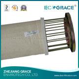 Saco de filtro do coletor de poeira de pano de PTFE