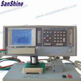 O verificador automático do transformador, bobina gira o verificador, medidor do RCL, medidor do RCI
