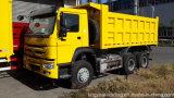 鉱山のための6X4 HOWOのダンプトラック