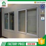 Окно белого цвета UPVC сползая (WJ-UPVC-W016)