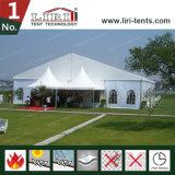 Grande tente en aluminium de luxe de chapiteau de mariage de 350 personnes