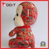Brinquedo do animal de estimação do luxuoso do macaco do estilo chinês