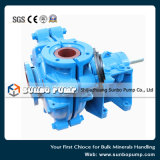 Pompa centrifuga dei residui di rendimento elevato/pompa di estrazione mineraria con Ce approvato