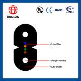 Bester Faser-Farbband Beugen-Typ 4 Kern-Transceiverkabel G des Preis-FTTH G657A J X D H für Kommunikation
