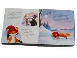 Libro di stampa dei bambini del Hardcover con l'affollamento