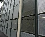 Exterior de aluminio perforado Panel de decoración como Edificio Revestimiento