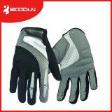 De glinsterende Handschoen van de Motorfiets van de Vinger van de Kunst Volledige voor beschermt Handen