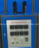 Halb automatische Haustier-Flaschen-durchbrennenmaschine für Wasser-Flasche