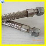 Tuyau en spirale flexible de métal flexible de tuyau en métal d'acier inoxydable de tuyau en métal