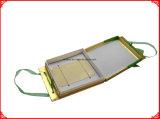 Caja de embalaje del color Jy-GB11 de dimensión de una variable redonda del regalo anaranjado del papel