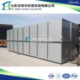 Máquina do tratamento da água do desperdício da fábrica de tratamento da água de esgoto da membrana de Mbr, sistema de tratamento de Wastewater, membrana de Mbr
