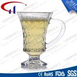 커피 (CHM8160)를 위한 55ml 소형 새겨진 유리제 컵