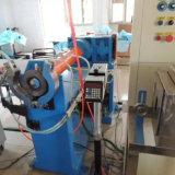 Tipo extrusora de borracha do tambor do Pin Xj120 da alimentação fria para a linha de produção de borracha