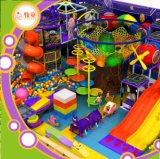 Grande campo de jogos interno popular da ginástica da selva do campo de jogos