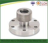CNC повернул части алюминия оборудования частей частей подвергли механической обработке CNC, котор подвергая механической обработке