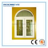 Guichet de tissu pour rideaux arqué par PVC de profil de Roomeye Chine (RM-CW03)