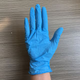 Medizinische Nitril-Prüfungs-Wegwerfhandschuhe