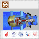 Тип турбина шарика Gz1250A-Wp-500 трубчатый гидрактора