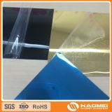 Tira de aluminio filmada de la bobina del espejo del balanceo Polished para la iluminación