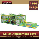 SGS Environmental bienvenus populaire Indoor Playground (T1271-9)