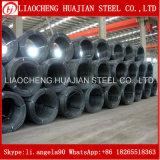 HRB400 barre de fer a déformé le Rebar en acier utilisé sur la construction