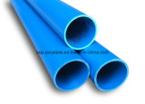 Pipe de PVC d'installation de renfort