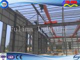 Struttura d'acciaio chiara galvanizzata con il blocco per grafici rigido (SSW-013)