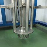 Carro-Tipo máquina de mistura pneumática do misturador do elevador