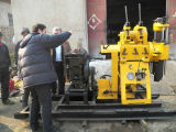 matériel Drilling de puits d'eau de profondeur de 200m fonctionnant sur le marché de l'Afrique