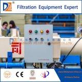 Klärschlamm-Entwässerung-- Membranen-Filterpresse