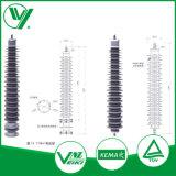 5kv 10kv 10ka de Samengestelde Remhaken van de Schommeling van het Oxyde van het Zink van het Silicium Rubber