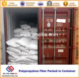 Factory Directly Supply Curved / Wave Type Fibre PP pour béton Renforcer
