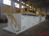 Het Systeem van het Recycling van de Modder van de boring voor goed de Vloeistof van de Boring