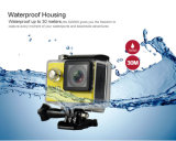 Câmara de vídeo subaquática de WiFi da câmera dos esportes W9 da came 30m da ação de HD 1080P