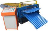 Azulejo de azotea de acero del color que forma la máquina y el rodillo Fomer