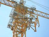 Turmkran der hohen Leistungsfähigkeits-Qtz40 für Verkauf, Turmkran-Preis, Typen des Turmkrans