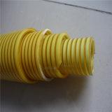 Buen manguito flexible del refuerzo del PVC