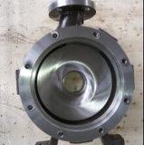 Titan/Stainless-Stahl/Roheisen Durco Pumpen-Gehäuse