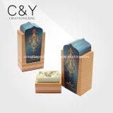 A todo color de impresión de la nueva belleza del diseño del mundo árabe Papel Perfume Botella Caja