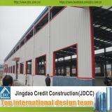 Pakhuis van het Staal van de goede Kwaliteit ISO 9001 het Geprefabriceerde