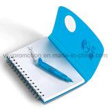 ビジネスギフト(PPN227)のためのペンが付いているカスタム螺線形PPカバーノート