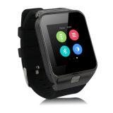 Carte SIM sèche de support d'appareil-photo du WiFi GPS de ROM 3G du RAM 4GB de Bluetooth 4.0 Smartwatch 512MB de dual core de la montre Mtk6572 contre S83 S55