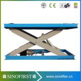 La venta directa de la fábrica inmóvil Scissor la plataforma de la elevación