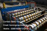 Mattonelle di tetto d'acciaio di colore che formano macchina e rullo Fomer