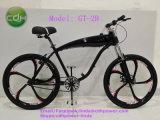 Réservoir de gaz motorisé de 80 cc construit un cadre de bicyclette / essence Kit de moteur de vélo / kit de moto
